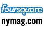 Check In With New York and Foursquare