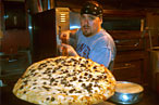 Foodies of the Stern Show: Stripper at The Four Seasons, Grillo Becomes Pizzaiolo