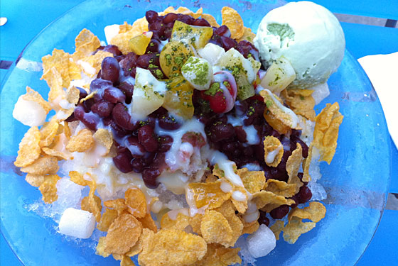 Just Sweet Brings a Magic Mountain of Shaved Ice to the East Village