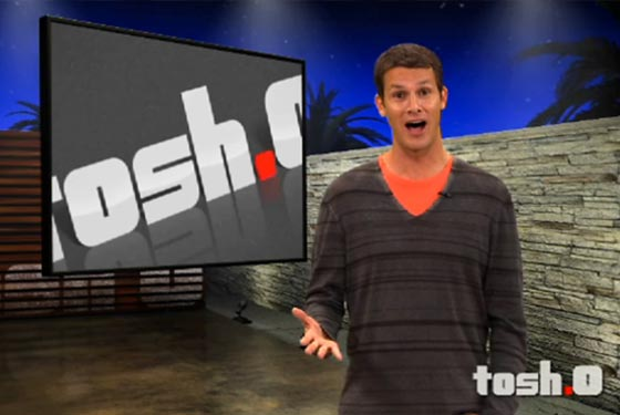 Who is Daniel Tosh's girlfriend?Lovelife about Daniel Tosh.