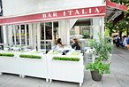 Bar Italia Madison Wants to Bring an 'Unexpected Downtown Atmosphere' to the UES