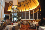 The dining room at Le Cirque.