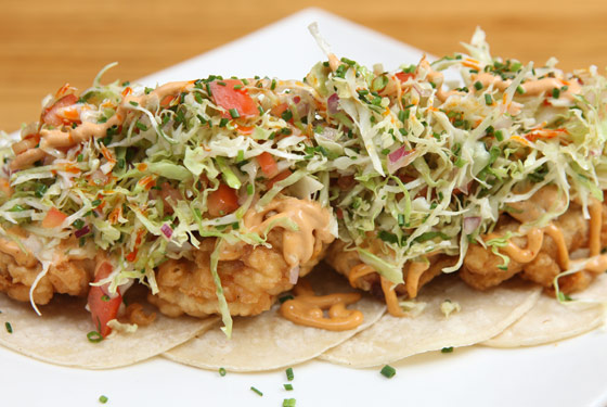 How to Make Papatzul's Baja-Style Fish Tacos