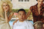 David Chang Strikes a Pose in Vogue