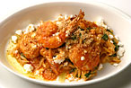How to Make Kefi's Shrimp With Orzo and Tomato