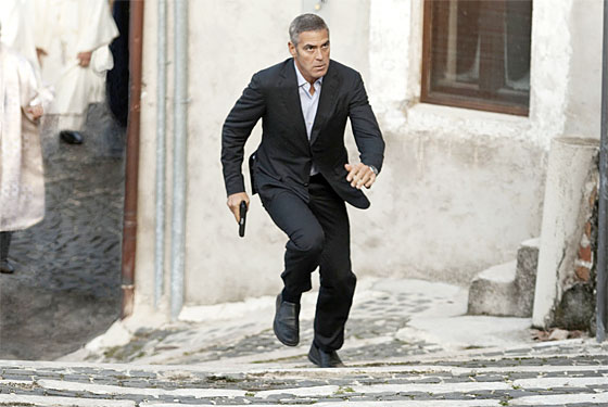 Gun Shy: In The American, George Clooney Keeps to His Lonely, Murderous Self