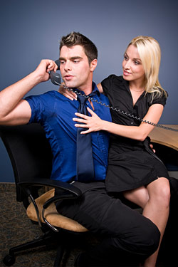 iStockphoto is amazing. How did they get porn stars to dress up in office attire and <i>not</i> have sex?