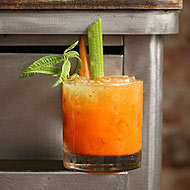 Unusual Suspects: The Rise of Vegetable Cocktails