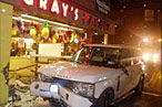 When Cars Attack Restaurants: A Recent History