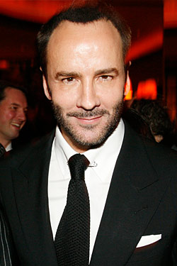 Tom Ford Rumored to Preview His New Women s Clothes During Fashion