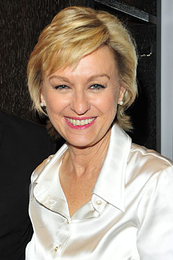 Did You Know Tina Brown Actually Had a Family Life? -- NYMag