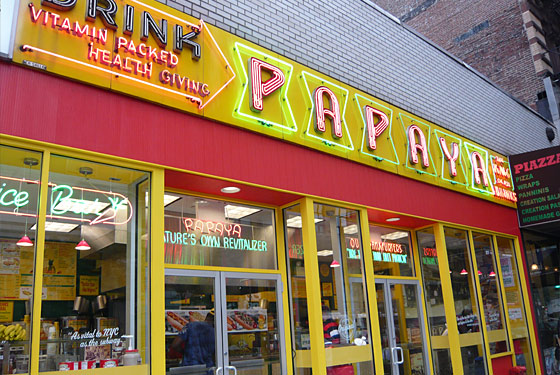 Papaya King Gets Naturally Revitalized, Reopens on Upper East Side