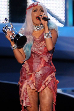 Make Your Own Gaga-Style Meat Dress for Just $100