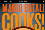 New iPhone App Lets You Put Mario Batali in Your Pocket