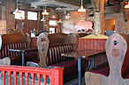 First Look at the New Dinosaur Bar-B-Que, Opening September 30