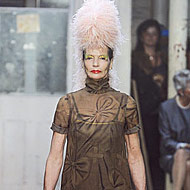 Veruschka von Lehndorff Is London's Top Model