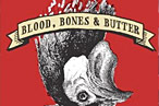 Gabrielle Hamilton's Blood, Bones & Butter Takes Up Three Subway Seats