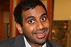 Your Weekly Dose of Parks and Recreation Backstage: Aziz Ansari, Practical Joker