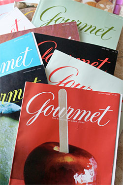 Where Are They Now? The Gourmet Masthead, One Year Later