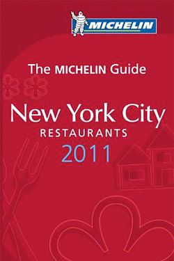 Michelin Stars Announced; Del Posto Doesn't Get Two