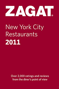 Zagat Announces 2011 Ratings; Le Bernardin Is Near Perfect