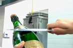 Pop Shot: Watch Dave Arnold's Champagne-Sabering Demo