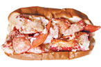 Maine&#39;s contribution: the lobster roll.