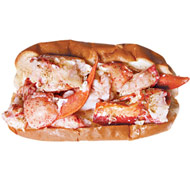 Lobster rolls and more at Mad Sq Eats.