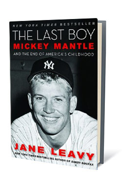 Jane Leavy on Her New Mickey Mantle Biography