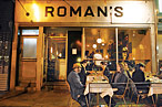 Roman's and Lot 2 Get Three Stars; the Burger Trend Don't Stop