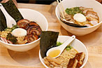 Momofuku's ramen: not secret, but delicious.
