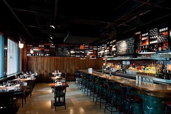 Lure's New Winepub, Burger & Barrel, Fully Opened for Lunch, Brunch, and Dinner