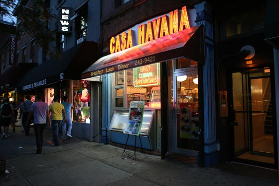 Tom Vicari Is Fighting for the Life of Casa Havana