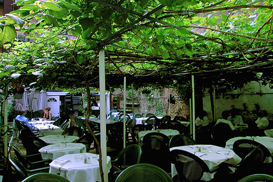 After Fifteen Years, Soho's Lovely Little Garden, Le Jardin, Has Closed