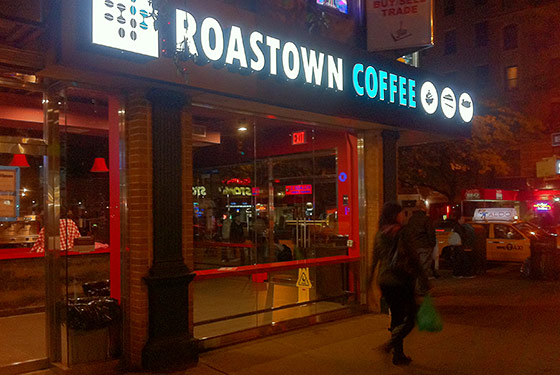 OMG, That New Roastown Place on St. Marks Is Doing Fro-Yo!