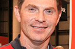 Bobby Flay on Running for Office and Joe Bastianich's 'Supermodel' Body