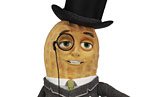 Bill Hader Is the New Mr. Peanut