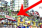 City Rendering Imagines the Worst: Ruby's Replaced by Ruby Tuesday