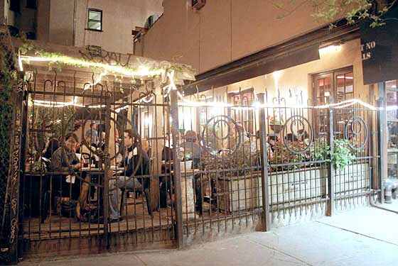 So Much for $3 Outdoor Drinks on the Bowery: Asian Pub Will Be Demolished