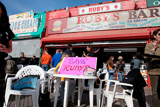 Ruby&#8217;s Digs Nails Into Boardwalk, Opens Past Move-Out Date
