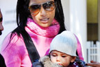 Padma's in a Custody Battle With Her Baby-Daddy