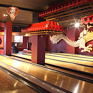 First Look at Bowlmor Lanes Times Square, Bowling Tourists Over Today