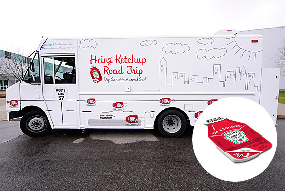 And Now There&#8217;s a Ketchup Truck