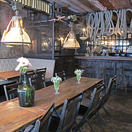 First Look at Edi & the Wolf, Avenue C's New Austrian Wine Tavern