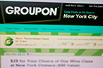 Groupon Investors Lose Faith, Bail Quickly
