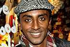 Marcus Samuelsson Wants to Kill Us Softly at Ginny's Supper Club