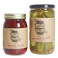 Brooklyn Pickles Come to Midtown, Thanks to ... the Gap?