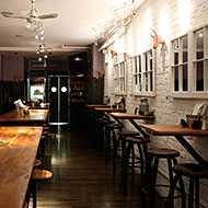 First Look at Little Cheese Pub, Opening in Chelsea Tonight