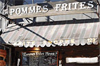Fry Dustup: Pommes Frites Says Jersey 'Copycat' Is 'Unethical'