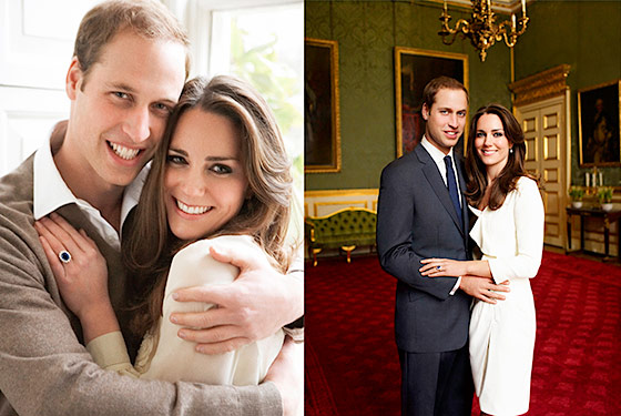 kate middleton and prince william engagement. The office of Prince William